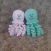 Crochet Octopus (pink)