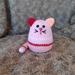Crochet Cat Rattle