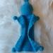 Crochet Blue Snuggly