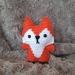 Crochet Pocket Fox