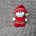 Crochet Christmas toy