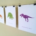 DINOSAUR DUDES - Liven up the bedroom with these roaring friends