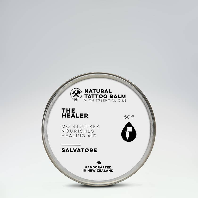 The Healer - Best Natural Tattoo Balm - Light Scent