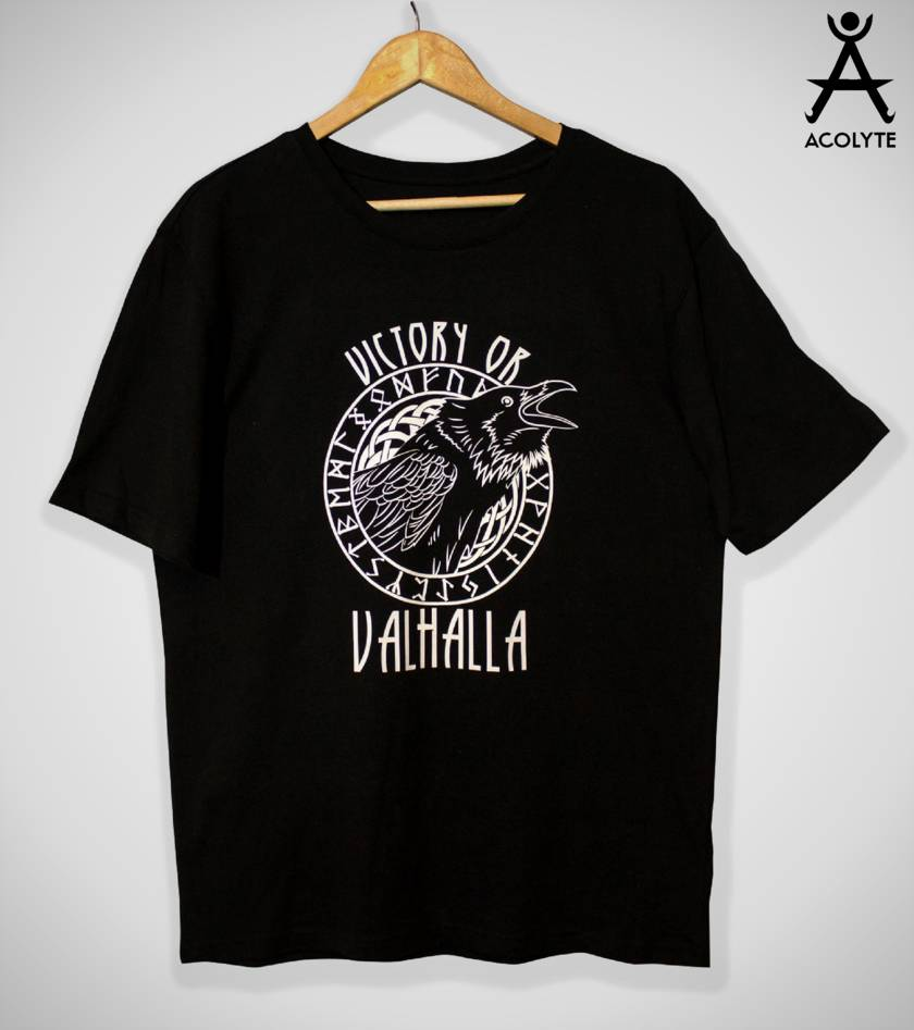 Viking - Victory or Valhalla Shirt