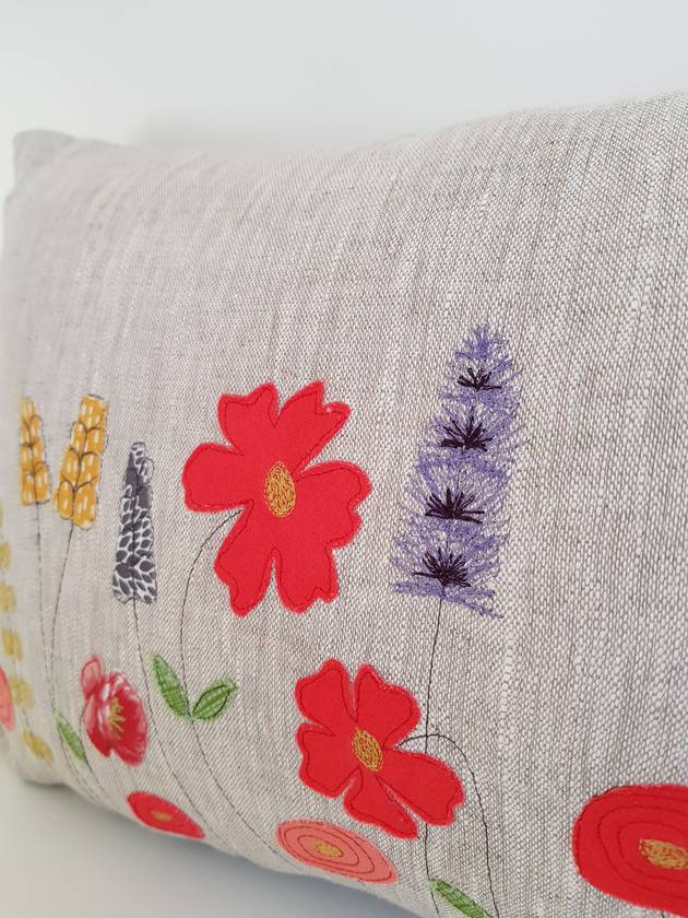 Flower Cushion