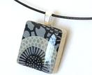 Designer Greys Japanese Inspired Pendant (S38)
