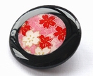 Sakura Blooms Japanese Inspired Brooch (B46)