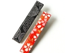 Japanese Paper Hair Clips - Large x2
