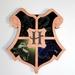 Harry Potter Hogwarts Crest Hanging Wall Art