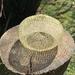 Wire crochet baskets - Round