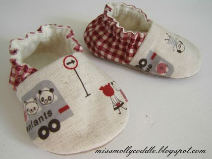 MissMollyCoddle French School Scene Shoes 9-12 months