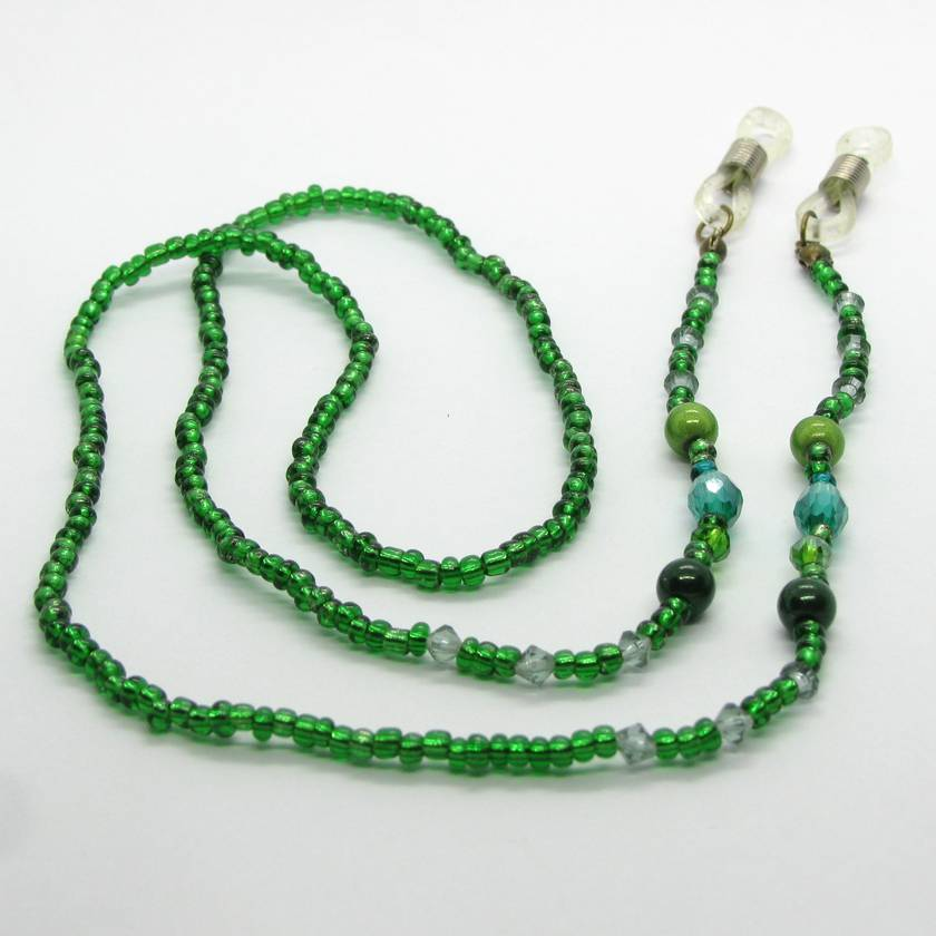 Green Glasses Chain