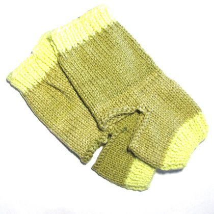 Yoga socks: Honey (L)