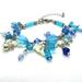 Dolphin Cluster bracelet