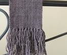 Soft little handwoven scarf