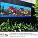 Boat Shed and Jetties - Indoor Outdoor Artwork