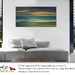 Cool Hues - Indoor Canvas Art