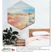 Original Sarah C Artwork: Desert Landscape