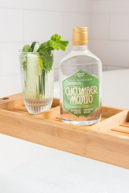 Cucumber Mojito Bubblebath & Shower wash