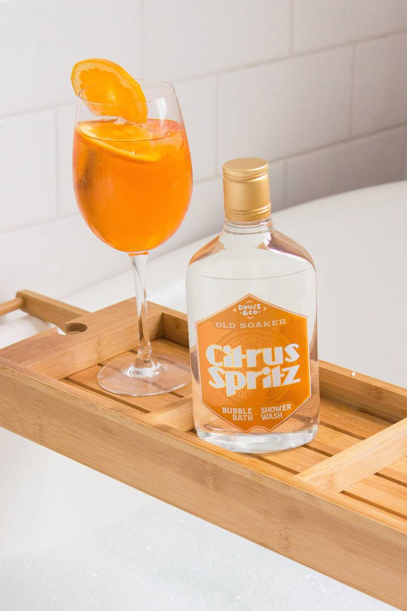 Citrus Spritz Bubblebath & Shower wash
