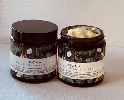 Luxuriant Body Butter