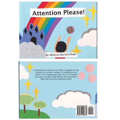 Attention Please - Children's Picture Book