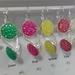 Glitter Rock Earrings
