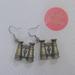 Binocular Earrings