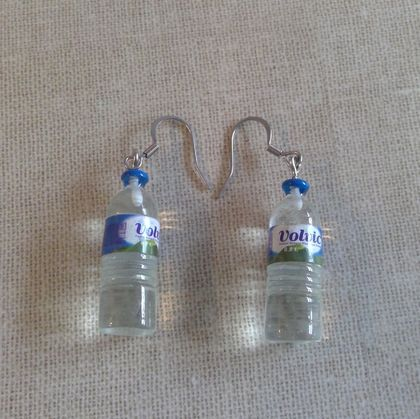 Lola & Alice 50% SALE Water Bottle Earrings