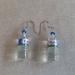Water Bottle Earrings