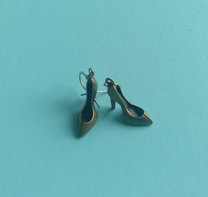 Shoe Earrings