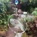 Kakapo Crystal Suncatcher