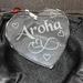 Aroha crystal heart sun catcher- ornament