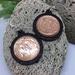 Black 2 cent piece kowhai coin earrings