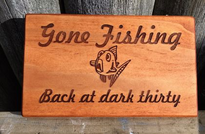 Check out this gift idea - Gone Fishing