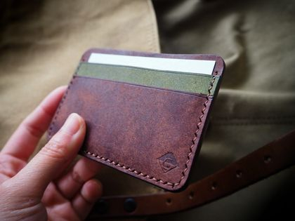 No.2 Havelock Card Holder