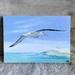 Albatross - Giclee print mounted on wood