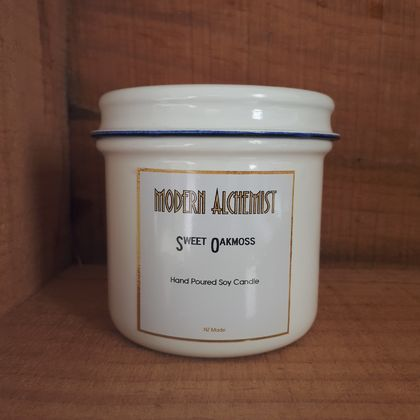 Chemists tin - Soy Candle 450gm