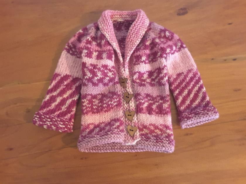 Stylish Baby Jacket
