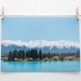 Lake and Southern Alps  |  travel photography greeting cards