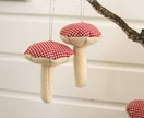 Toadstools - Set of 3