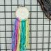 Mini Rainbow circular weave