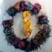 Mustard Ochre, hand dyed 10Ply Wool, 100G