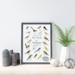 Tiny Birds of Wellington Print