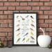 Tiny Birds of the Hutt Valley Print