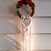 Crochetsoul rose wreath