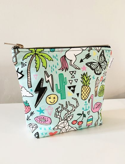 Make Up Bag - Medium