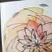 Autumnal Mandala Greeting Card