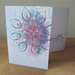 Deep Blossoming Mandala - Blank Greeting Card