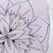 Gather Your Softness Mandala - Original Watercolour and Line Art - A6